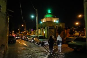 Friday prayer is over / Shiraz